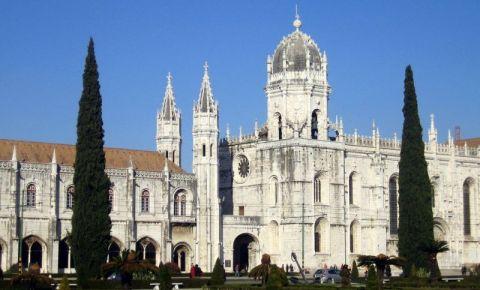 Manastirea Jeronimos din Lisabona