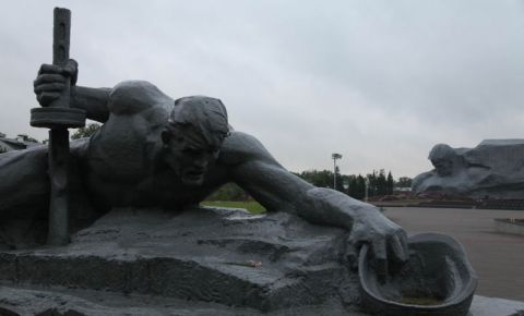Memorialul celui de-al Doilea Razboi Mondial din Brest