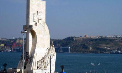 Monumentul Exploratorilor din Lisabona