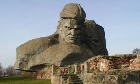 Monumentul Valour din Brest