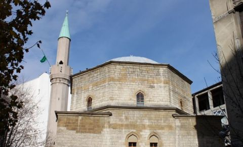 Moscheea Bajrakli din Belgrad