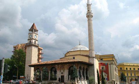 Moscheea Ethem Bey din Tirana