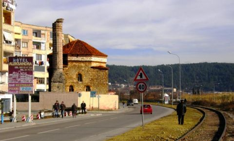 Moscheea Naziresha din Elbasan