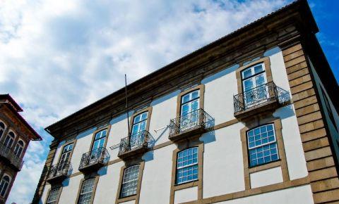Muzeul Alberto Sampaio din Guimaraes