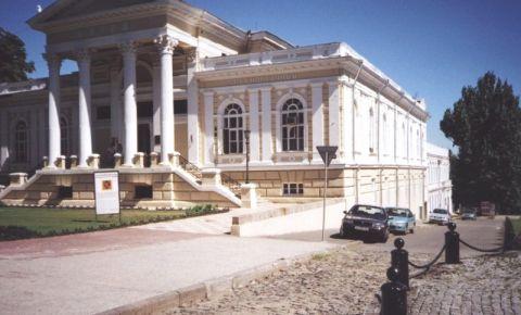 Muzeul Arheologic din Brest