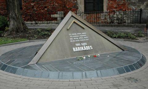 Muzeul Baricadelor din Anul 1991 din Riga