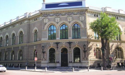 Muzeul de Arta Straina din Riga