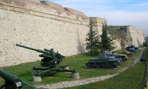 Muzeul Militar din Belgrad