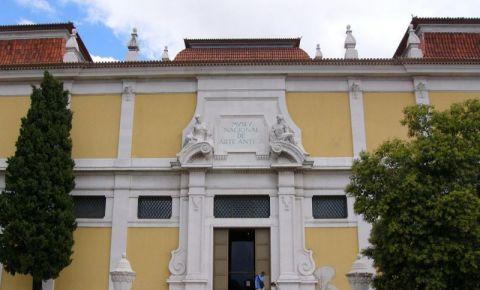 Muzeul National de Arta Antica din Lisabona