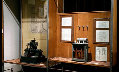 Muzeul Nikola Tesla din Belgrad