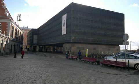 Muzeul Ocupatiei Letoniei din Riga