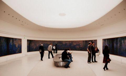 Muzeul Orangerie din Paris