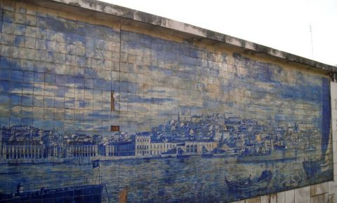 Muzeul Placilor de Ceramica din Lisabona
