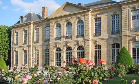 Muzeul Rodin din Paris