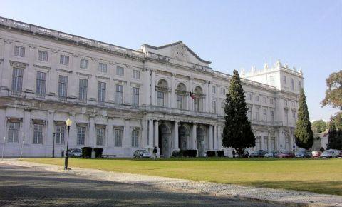 Palatul Ajuda din Lisabona