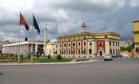 Palatul de Cultura din Tirana