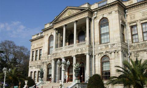 Palatul Dolmabahce din Istanbul