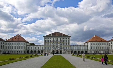 Palatul Nymphenburg din Munchen