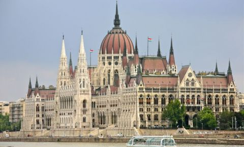 Palatul Parlamentului din Budapesta