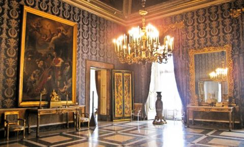 Palatul Regal din Napoli