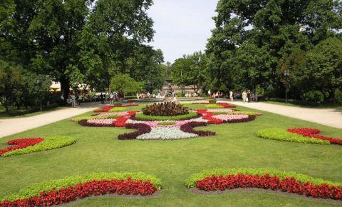 Parcul Bastejkalns din Riga