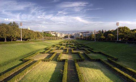Parcul Eduardo VII din Lisabona