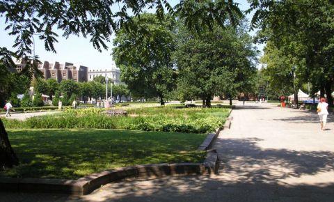 Parcul Esplanada din Riga