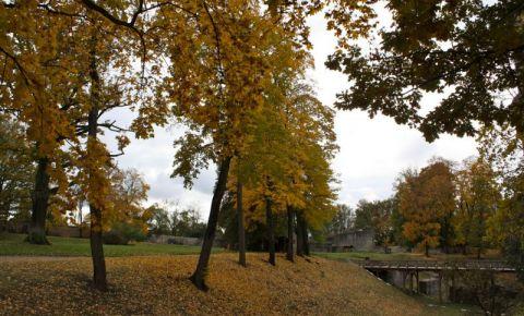Parcul May din Cesis