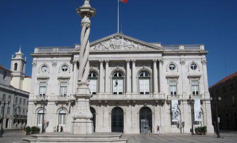 Piata Municipala din Lisabona - Primaria