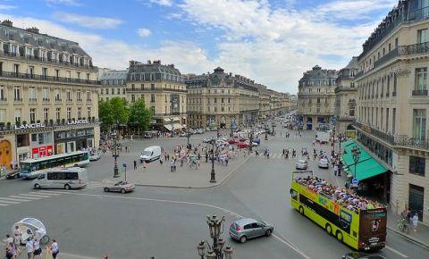 Piata Operei din Paris