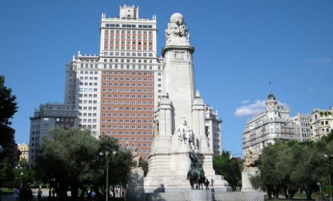 Piata Spaniei din Madrid