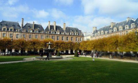 Piata Vosgilor din Paris