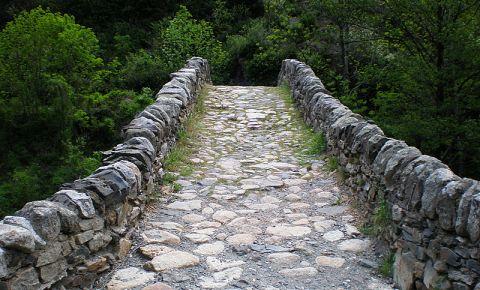 Podul Margineda din Santa Coloma