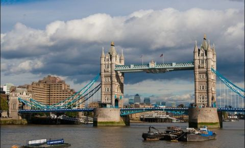 Podul Tower Bridge, Londra