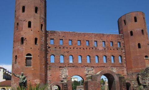 Porta Palatina din Torino