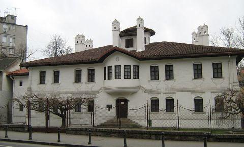 Resedinta Printesei Ljubica din Belgrad
