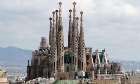Catedrala Sagrada Familia din Barcelona