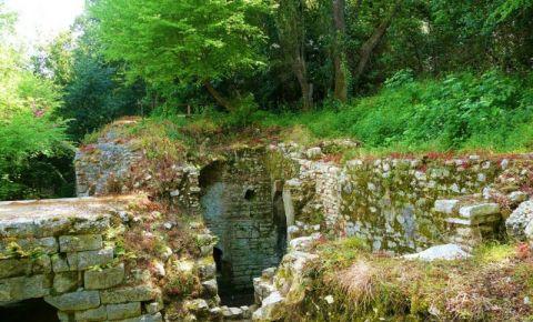Sit-ul arheologic Butrint din Sarande