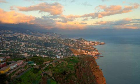 Stanca Cabo Girao din Insula Madeira
