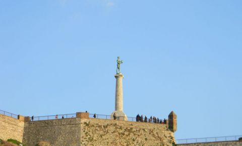 Statuia Pobednik din Belgrad