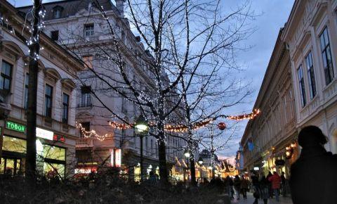 Strada Knez Mihailova din Belgrad