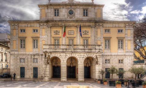 Sali pentru spectacole live in Lisabona