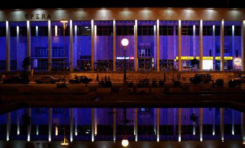 Teatrul National de Opera si Balet din Tirana