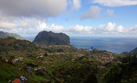 Traseul Marocos - Valea Mimosei din Insula Madeira