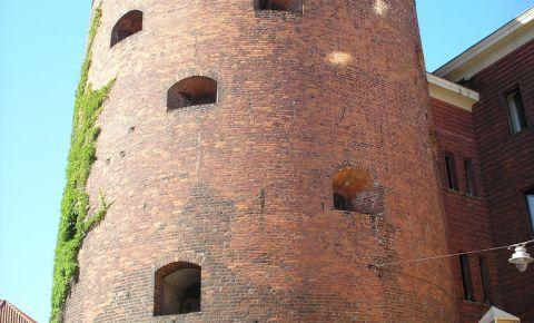 Turnul Prafului de Pusca din Riga