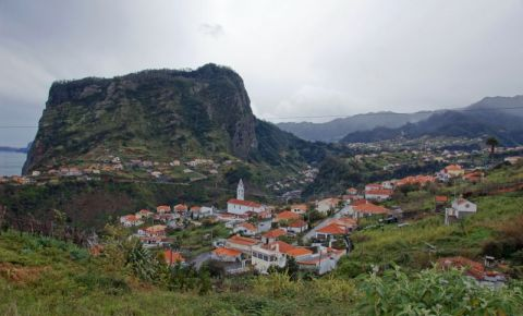 Valea Paradisului din Insula Madeira