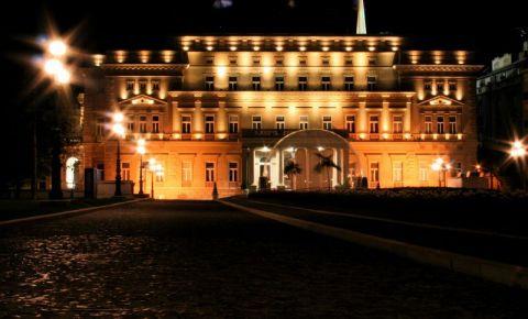 Vechiul Palat Regal din Belgrad