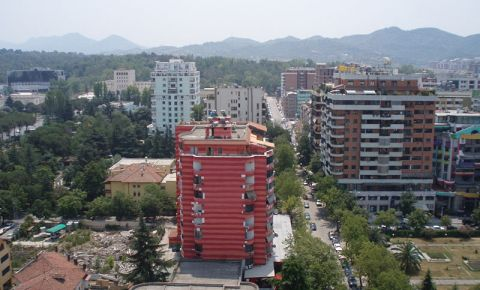 Zona Ish-Blloku din Tirana