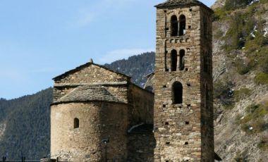 Biserica Sant Joan de Caselles din Canillo