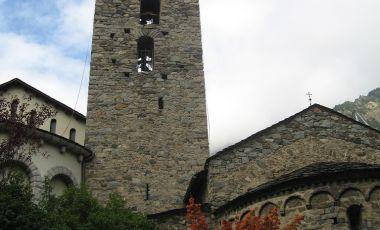 Biserica St. Esteve din Andorra la Vella